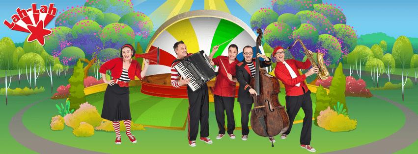 Lah-Lah Big Live Band