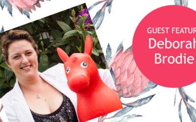 Ambassador Feature – Deborah Brodie, Bop Along Buddies