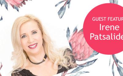 Ambassador Feature – Irene Patsalides, Mirenesse Cosmetics