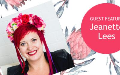 Ambassador Feature – Jeanette Lees, Rosy Lees Design