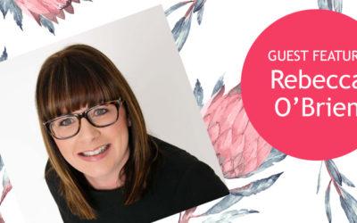 Ambassador Feature – Rebecca O'Brien, BRIE Corporate