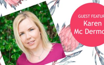 Ambassador Feature – Karen Mc Dermott, Serenity Press