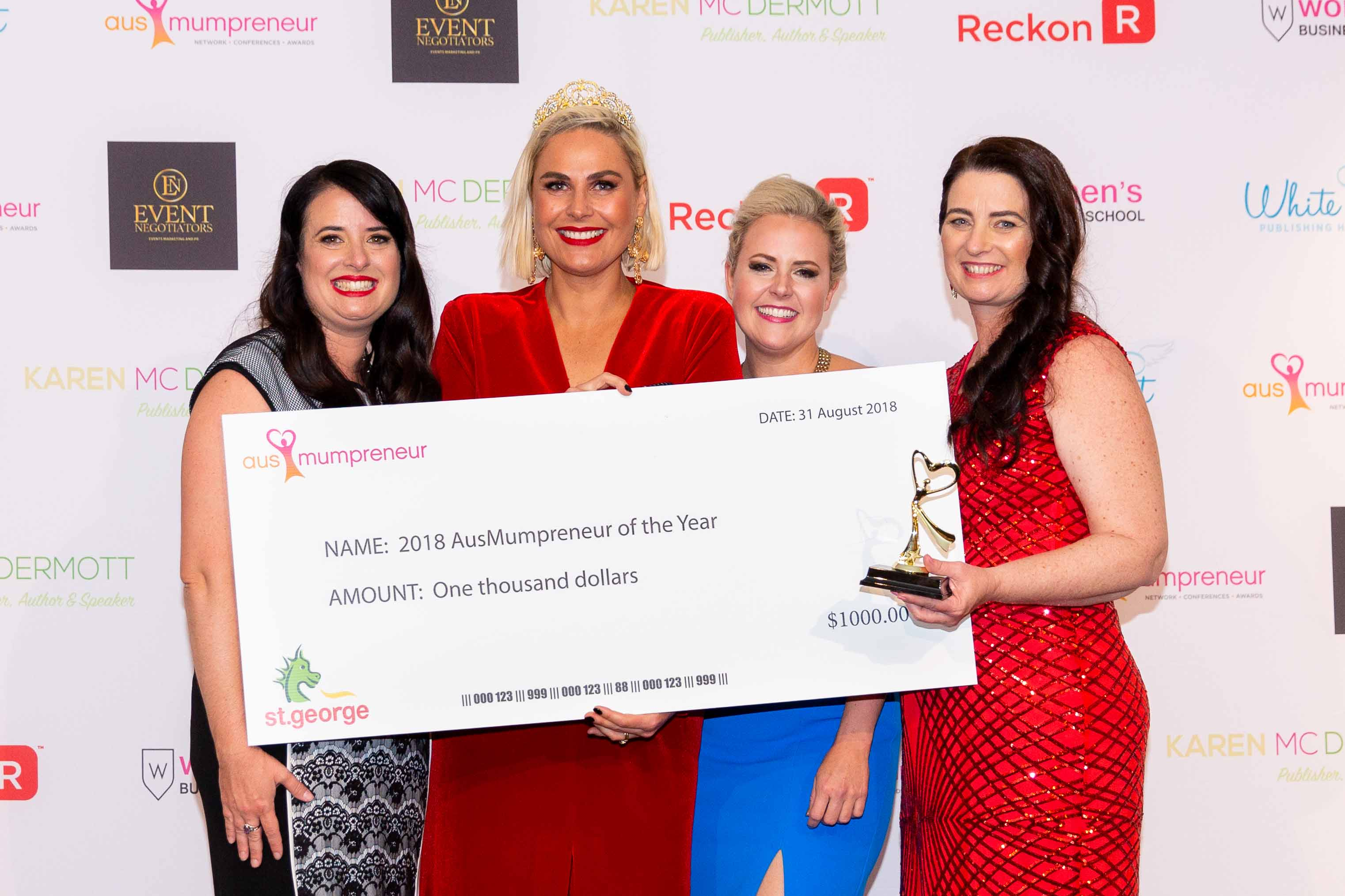 VOTE - AusMumpreneur Awards