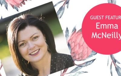 Ambassador Feature – Emma McNeilly, Expressions Australia