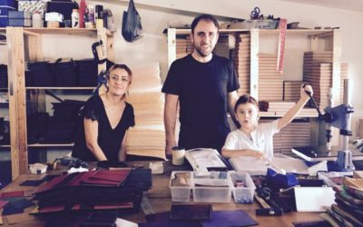 Cancer Patient Turns Handcraft Hobby into a 6-Figure Business