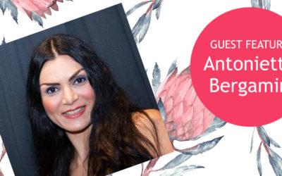 Ambassador Feature – Antonietta Bergamin, Colores Mineral Cosmetics
