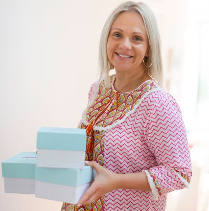 The Women's Business School Graduate – Katrina Verso, Cammino Shoes