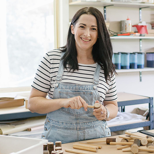 2020 AusMumpreneur Award winner – Julie ODonnell, Let Them Play Handmade Toys
