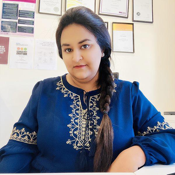 2020 AusMumpreneur Award winner – Madeeha Usman, The Kalculators