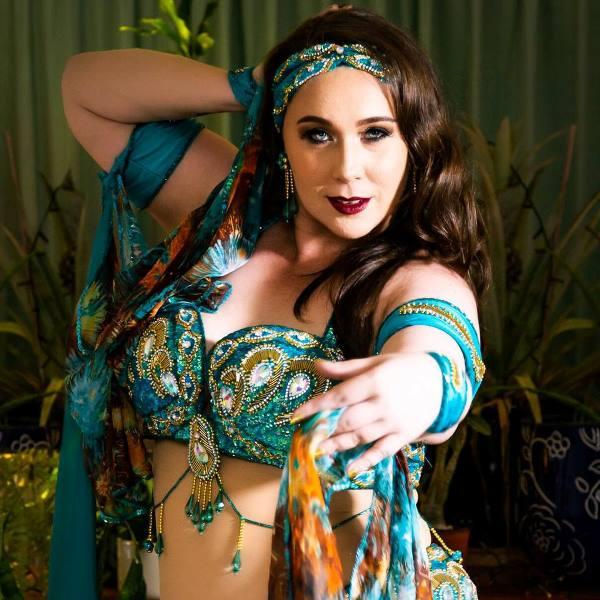 2020 AusMumpreneur Award winner – Cara Griffin, Belly Dance Collective