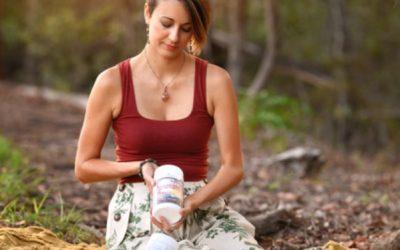 2020 AusMumpreneur Award winner – Sarah Kottman, Natures Happiness