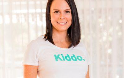 2020 AusMumpreneur Award winner – Rebecca Dredge, Kiddo App